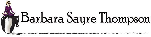 Barbara Sayre Thompson